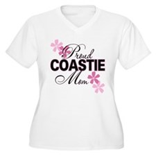 Proud Coastie Mom T-Shirt