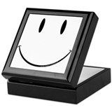 Smiley Keepsake Box