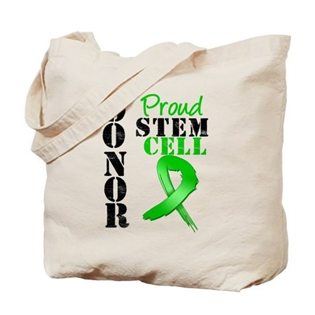 Proud Stem Cell Donor Tote Bag
