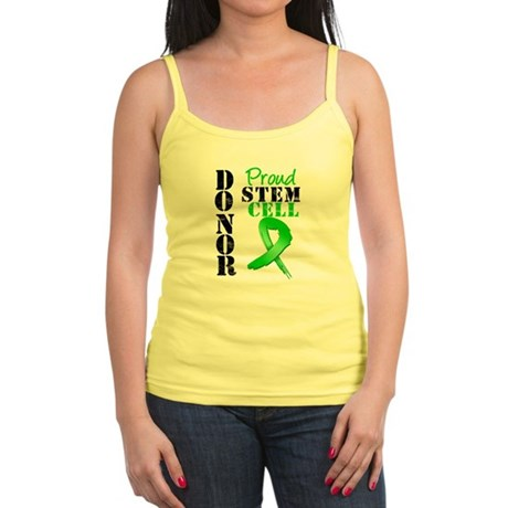 Proud Stem Cell Donor Jr. Spaghetti Tank