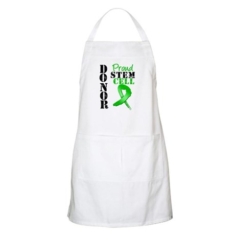 Proud Stem Cell Donor BBQ Apron