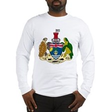 British Indian Ocean Territo Long Sleeve T-Shirt