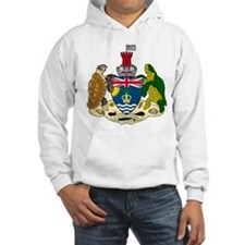 British Indian Ocean Territo Hoodie