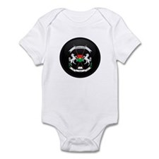 Coat of Arms of Burkina faso Infant Bodysuit