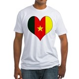 I Love Cameroon Shirt