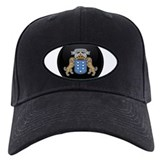 Coat of Arms of Canary Islan Baseball Hat