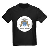 Canary Islander Coat of Arms T