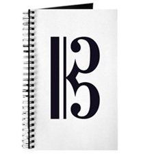 Alto Clef Alone Journal