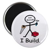 BusyBodies Construction Magnet