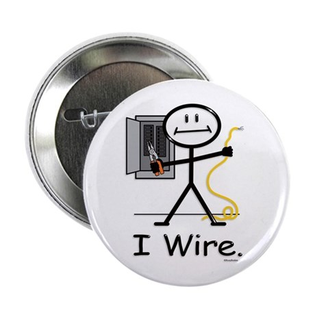 BusyBodies Electrician Button