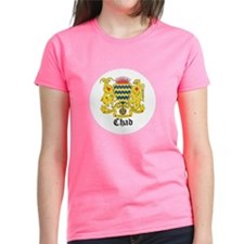 Chadian Coat of Arms Seal Tee