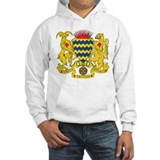 Chad Coat of Arms Hoodie