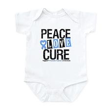 Prostate Cancer Cure Infant Bodysuit