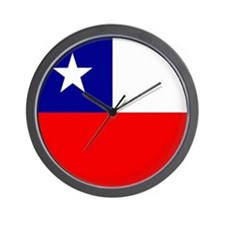 Chilean Wall Clock