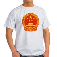 China Coat of Arms T-Shirt