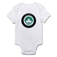 Coat of Arms of China MACAU Infant Bodysuit