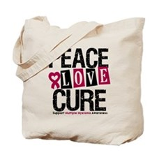 Multiple Myeloma Cure Tote Bag