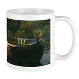 Waterhouse Lady of Shalott Coffee Mug
