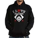 I Love Diamonds Hoody