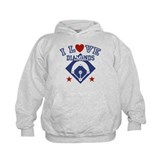 I Love Diamonds Hoodie