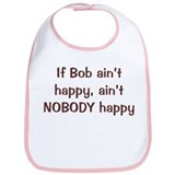 Personalized Bob Bib