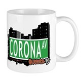CORONA AVENUE, QUEENS, NYC Mug