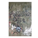 Eastside Crips Rollin 20s Postcards (Package of 8)