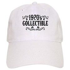 1970's Collectible Birthday Baseball Cap