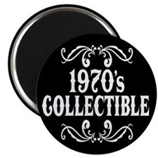 1970's Collectible Birthday Magnet