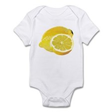 Just Lemons Infant Bodysuit