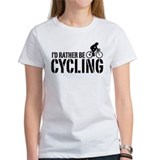 I'd Rather Be Cycling (Female) Tee