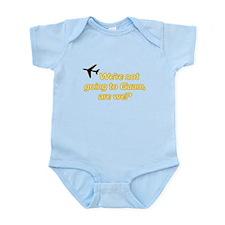 Not Guam Infant Bodysuit