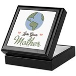 Love Your Mother Earth Keepsake Box