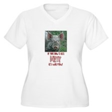 Piglet Rugby T-Shirt