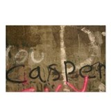 Casper Postcards (Package of 8)