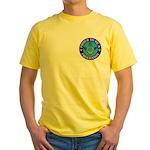 Masonic Pride Yellow T-Shirt