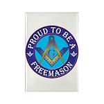 Masonic Pride Rectangle Magnet (100 pack)
