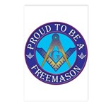 Masonic Pride Postcards (Package of 8)