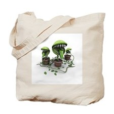 Unique Little shop of horrors Tote Bag