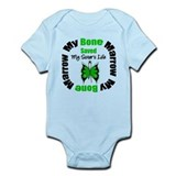 MyBoneMarrowSavedSister Infant Bodysuit
