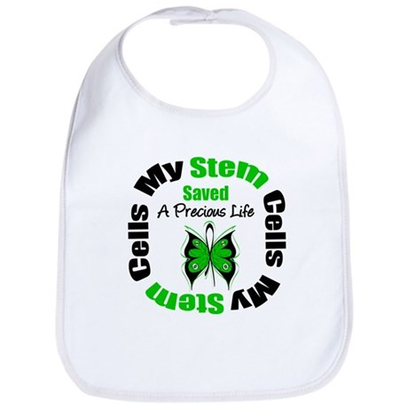 Stem Cells Saved Life Bib