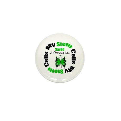 Stem Cells Saved Life Mini Button (10 pack)