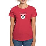 THERE'S SOMETHING CUDDLY INSI Women's Dark T-Shirt