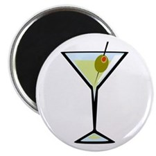 "Dirty Martini 2.25"" Magnet (10 pack)"