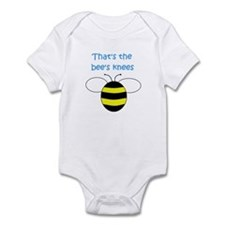 THAT'S THE BEE'S KNEES Infant Bodysuit