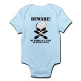 Cute Gunners Infant Bodysuit