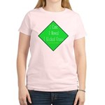 I Kicked Grass Women's Light T-Shirt