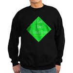 I Kicked Grass Sweatshirt (dark)