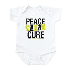 Bladder Cancer Cure Infant Bodysuit