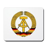East Germany (1953-1959) Mousepad